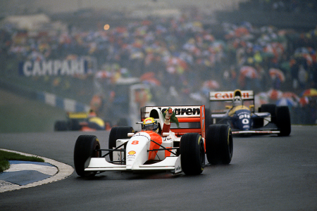 Donington to remember legendary 1993 European GP