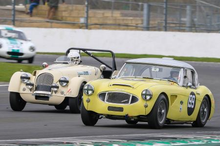Classic & Sports Car – Equipe Classic Racing is coming to Brands Hatch