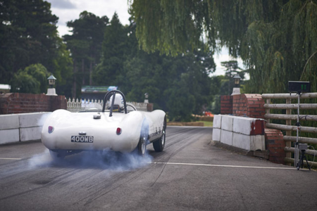 Win a pair of tickets to Chateau Impney Hill Climb!