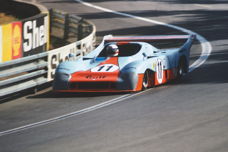 Derek Bell to star at Classic & Sports Car Show