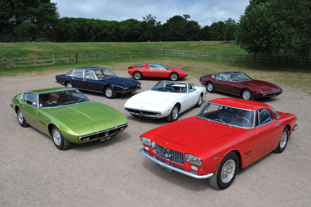 Meet the £3m Maserati collection for sale next month at RM Sotheby's London auction