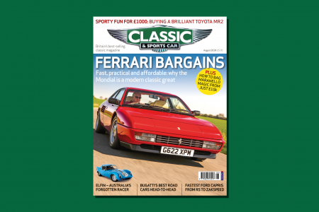 Ferraris you can afford: Inside the August 2018 issue of C&SC