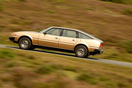 Five world-beating cars from beleaguered '70s Britain
