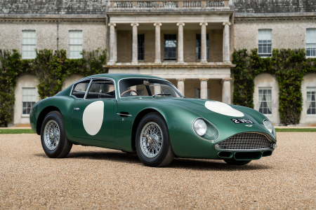 '2 VEV' makes £10m and Surtees BMW £3.4m at FoS auction
