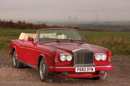 Classic & Sports Car – Don't buy that, buy this: Rolls-Royce Corniche vs Mercedes-Benz 280SE 3.5 Coupé