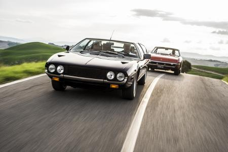 Classic & Sports Car – Half century tour for Islero and Espada