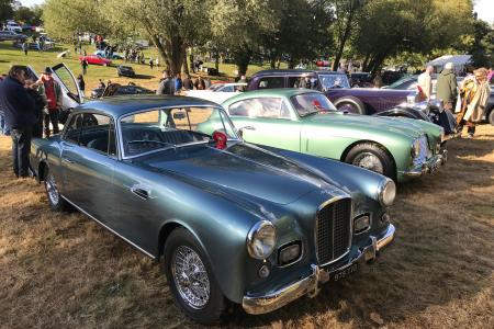 Classic & Sports Car – Graber-bodied Alvis shines at The Warren