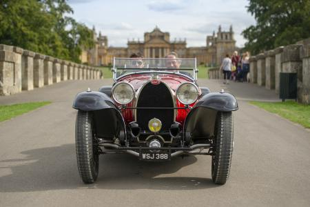 Classic & Sports Car – Salon Privé Bugatti up for Best of the Best