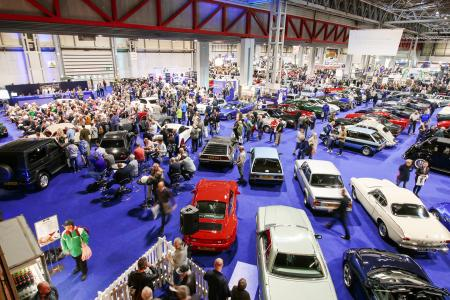 Classic & Sports Car – New sales revealed for Silverstone Auctions in 2019