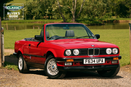 Buyer's guide: BMW E30 3 Series