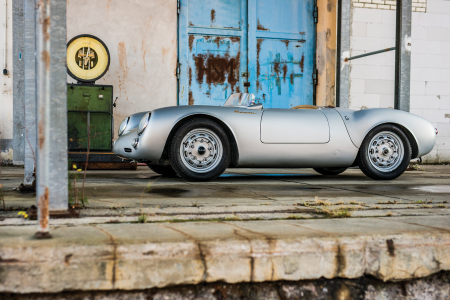 Stunning £3m+ Porsche 550 RS Spyder heads to RM Sotheby's Paris sale