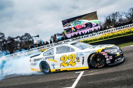 Classic & Sports Car – NASCAR to burn rubber at Goodwood Members' Meeting