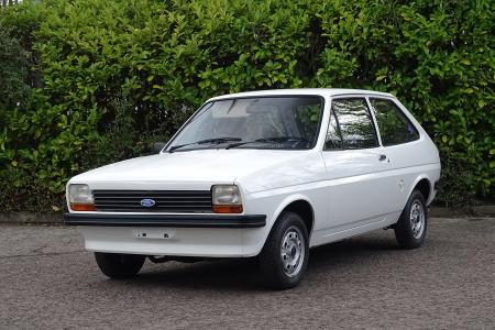 Classic & Sports Car – Mint Mk1 Ford Fiesta is coming to auction
