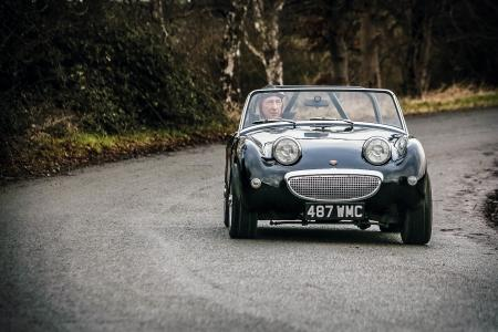Classic & Sports Car – An Austin-Healey Sprite, but not as you know it
