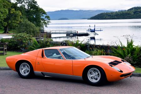 Classic & Sports Car – Lamborghini Miuras to star at London Concours