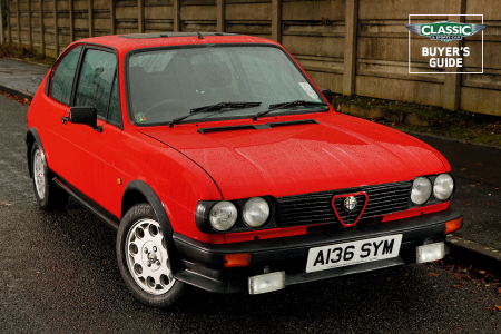 Classic & Sports Car – Buyer's guide: Alfa Romeo Alfasud