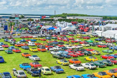 Classic & Sports Car – MGLive! 2019 has been cancelled
