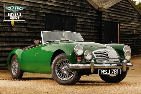 Classic & Sports Car – Buyer's guide: MGA