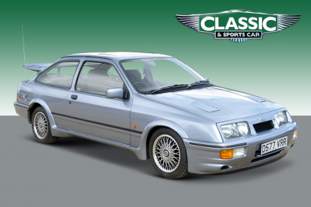 Classic & Sports Car – Classifieds tested: Ford Sierra RS Cosworth for £52,995