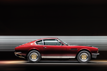Classic & Sports Car – Be amazed by this epic Aston Martin DBS V8 restoration