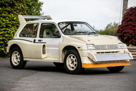 Classic & Sports Car – Is this the world's lowest-mile Group B rally car?