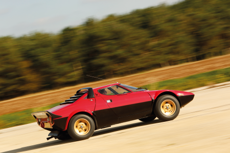 Classic & Sports Car – Lancia Stratos: rallying's best road star?