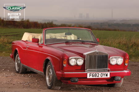 Classic & Sports Car – Buyer's guide: Rolls-Royce Corniche