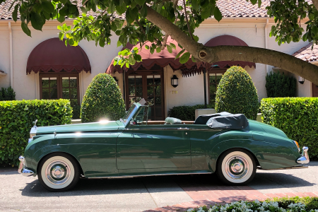 Classic & Sports Car – Live your Hollywood dreams in Liz Taylor's Rolls-Royce