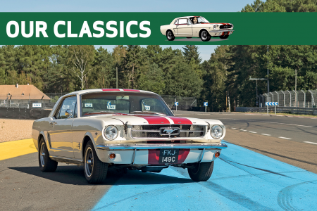 Classic & Sports Car – Our classics: Ford Mustang