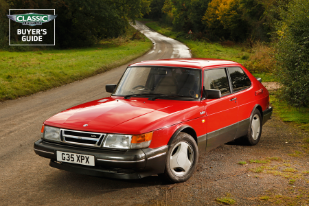 Classic & Sports Car – Buyer's guide: Saab 900 Turbo