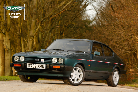 Classic & Sports Car – Buyer's guide: Ford Capri MkIII