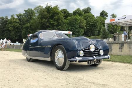 Classic & Sports Car – Talbot-Lago is cream of the crop in Chantilly