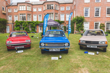 Classic & Sports Car – Morris Marina triumphs at Festival of the Unexceptional