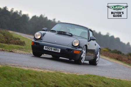 Classic & Sports Car – Buyer's guide: Porsche 964