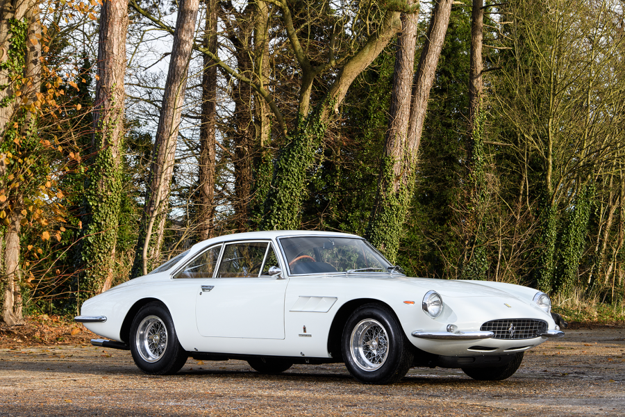 Classic & Sports Car – Four rare classic Ferraris added to Salon Privé line-up