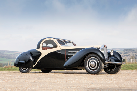 Classic & Sports Car – This rare Bugatti T57 could make £1m at Bonhams' Revival sale