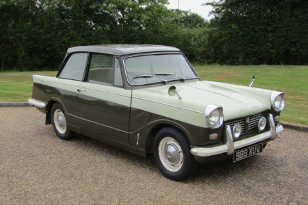Classic & Sports Car – Mundane marvels: tasting defeat with a Triumph Herald