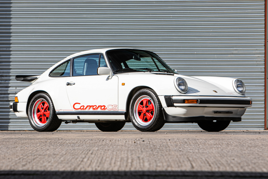 Classic & Sports Car – No-reserve classic Porsches give buyers rare opportunity