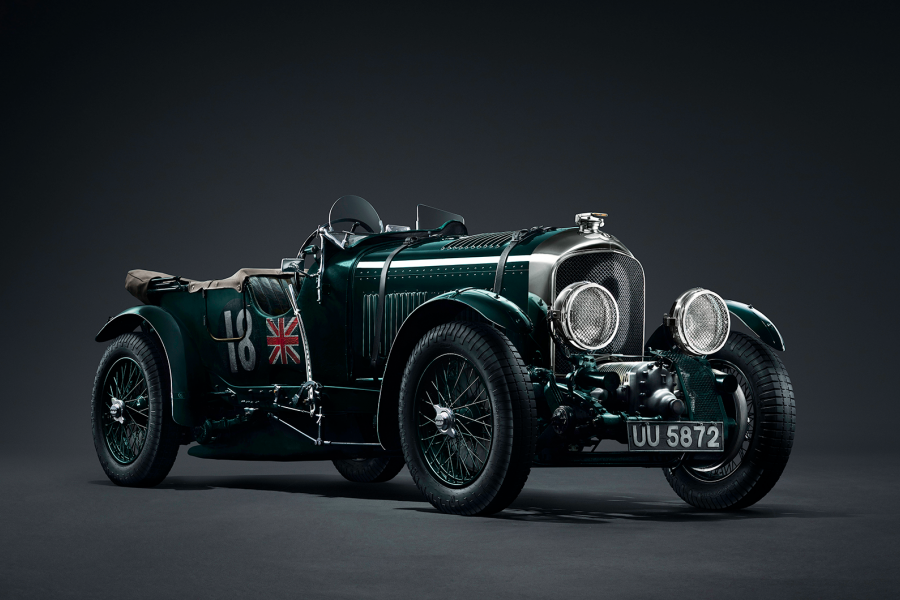 Classic & Sports Car – The Blower Bentley is back!