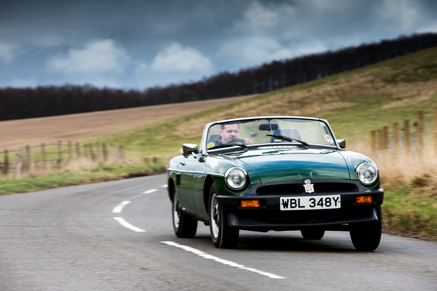 Classic & Sports Car – Unique MGB to star at NEC Classic Motor Show