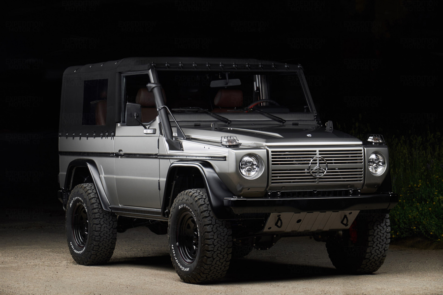 Classic & Sports Car – Tell us you don't want these super-cool restored G-Wagens