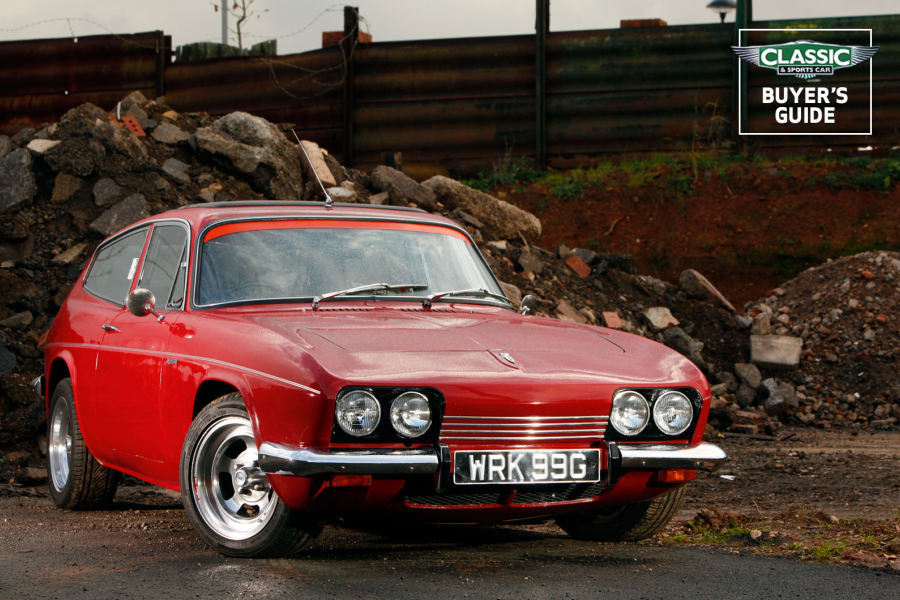 Classic & Sports Car – Buyer's guide: Reliant Scimitar GTE
