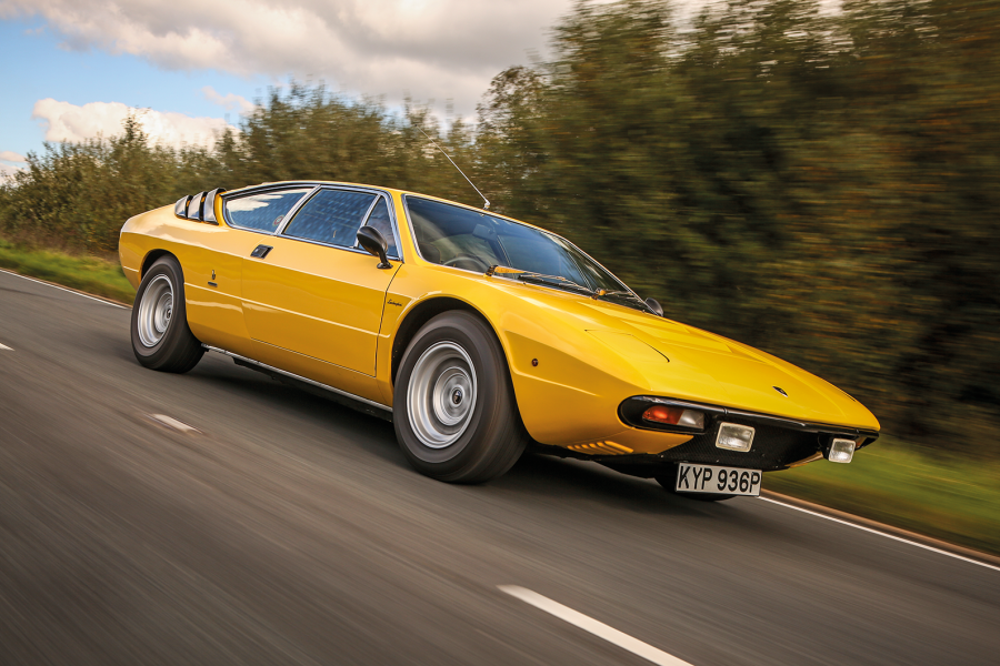 Classic & Sports Car – Why a Lamborghini Urraco isn't just for the brave