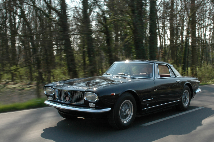 Classic & Sports Car – Command performance: the story of the Maserati 5000GT