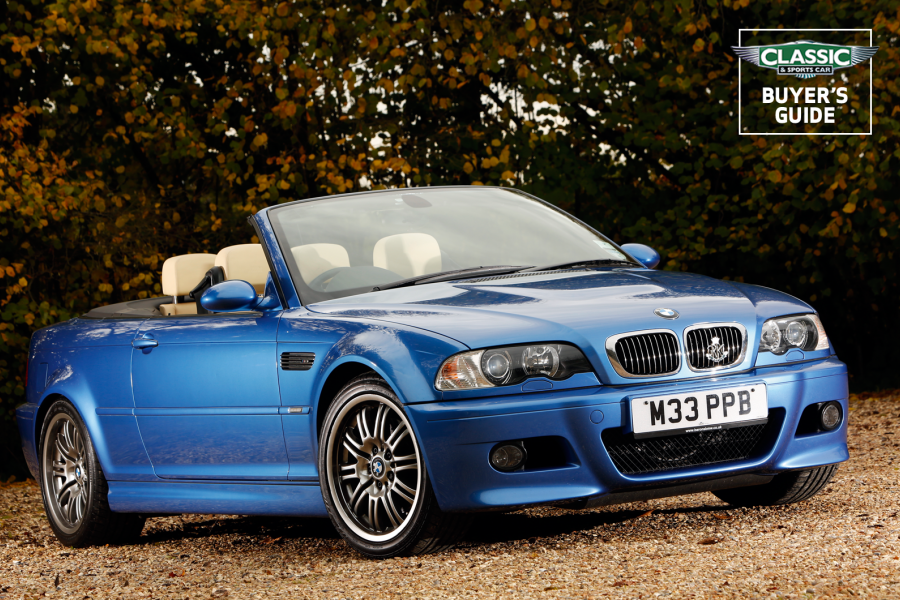 Classic & Sports Car – Buyer's guide: BMW E46 M3