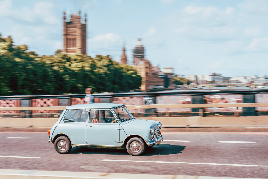 Classic & Sports Car – London calling: the Mini at 60