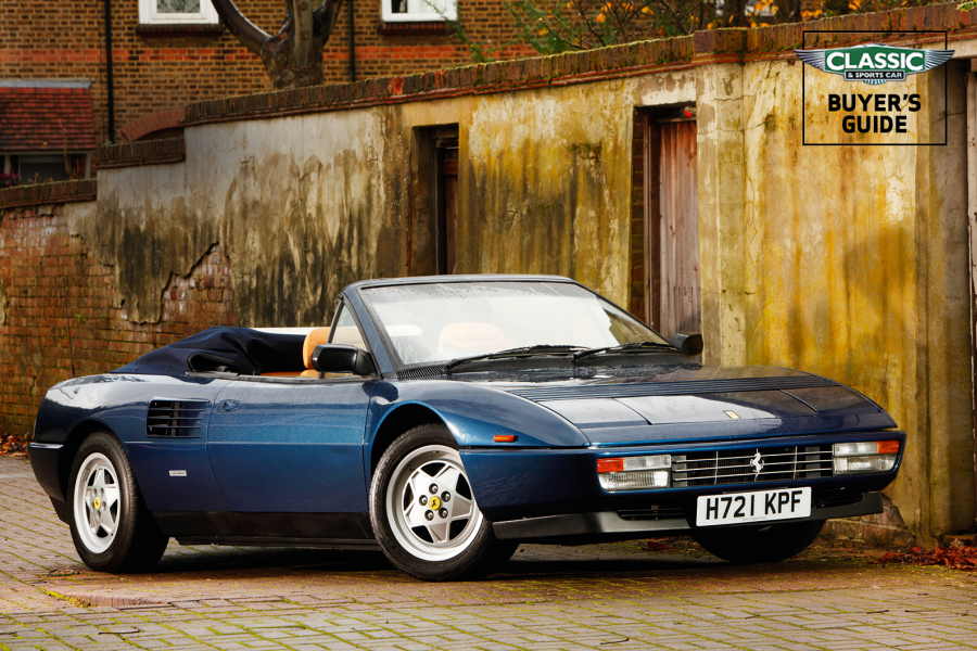 Classic & Sports Car – Buyer's guide: Ferrari Mondial