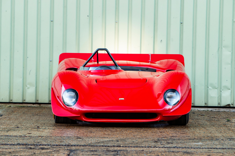Classic & Sports Car – Rare Dino racer coming to Bonhams' Paris sale