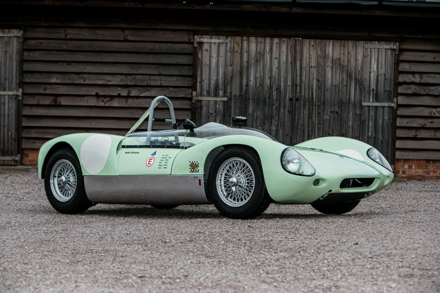 Classic & Sports Car – This ex-Moss, Hill and Clark Lotus 19 is for sale!