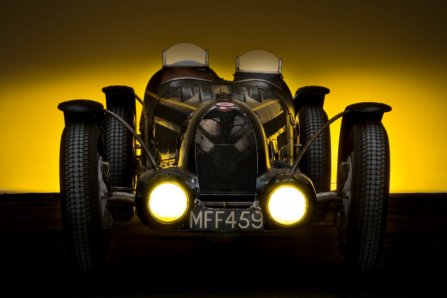 Classic & Sports Car – Stunningly original, this royal ex-works Bugatti could top £10m
